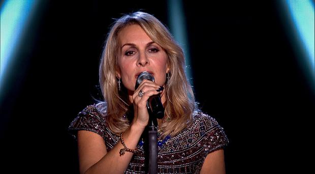 Jay Aston has revealed she has been diagnosed with mouth cancer (BBC/PA)