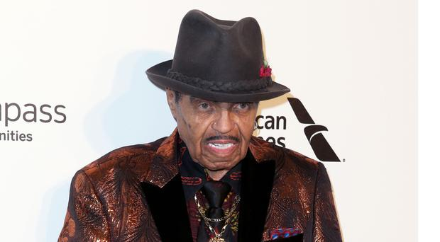 Joe Jackson died after a battle with pancreatic cancer (David Buchan/REX/Shutterstock)