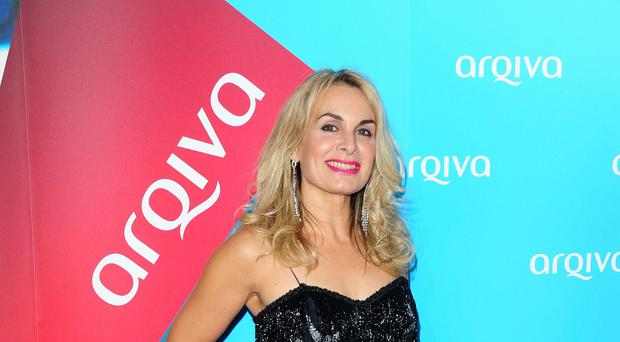 Jay Aston has been recording music for what could be the final time as she battles mouth cancer (Ian West/PA)