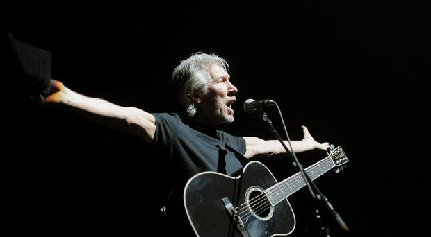 Roger Waters performed at the British Summertime Festival in London (Anthony Devlin/PA)