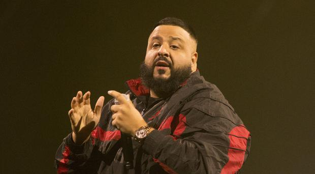DJ Khaled pulls out of Wireless Festival headline slot due to 'travel issues' (Owen Sweeney/Invision/AP)