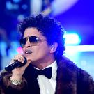 Bruno Mars was forced to leave stage in Glasgow following a fire scare, according to fans (Ian West/PA Wire)