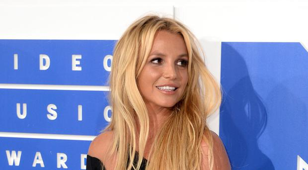 American pop singer Britney Spears is set to dominate a poll of Now Music fans (PA)