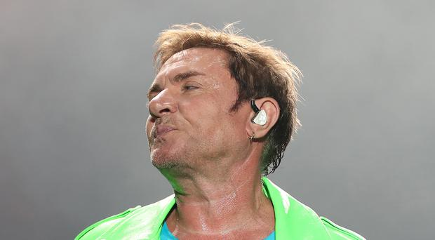 Duran Duran's Simon Le Bon has denied claims he sexually assaulted a woman in 1995 (Niall Carson /PA)