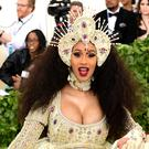Cardi B has revealed she has not employed a nanny for her newborn daughter because she wants to 'learn how to be a mom' (Ian West/PA Wire)