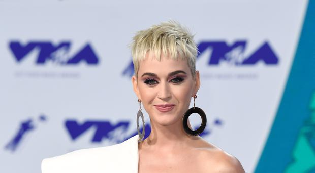 Katy Perry suffered with depression following a mixed reception for her latest album (PA)