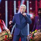 Sir Tom Jones remains in hospital and cancels two more concerts (Andrew Parsons/Sunday Times/PA)