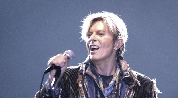David Bowie started off in a band called The Konrads (PA)