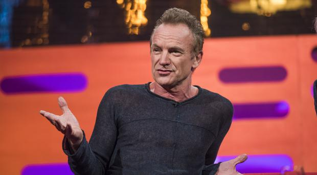 Sting honoured with Sir Paul McCartney comment (Matt Crossick/PA)