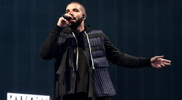 Drake's In My Feelings is top of the singles charts for a third week in a row (Ian West/PA)
