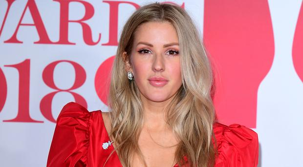 Ellie Goulding is believed to have moved in with Mr Jopling in June (Ian West/PA)
