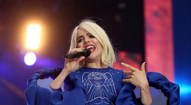 Paloma Faith pulls out of concerts due to ill health (Isabel Infantes/PA)
