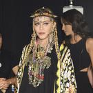 Madonna responds to backlash over Franklin speech: It was not a tribute (Evan Agostini/AP/PA)