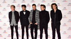 One Direction (PA)