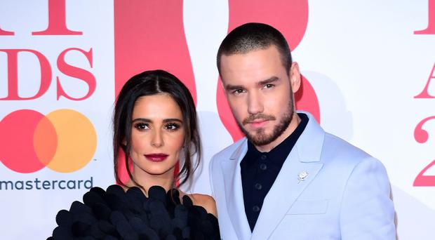 Ex-couple Cheryl and Liam Payne (Ian West/PA)