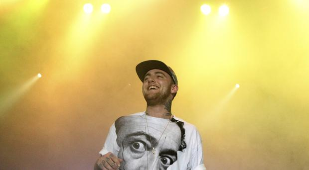 The music world reacts to the death of rapper Mac Miller, who has died aged 26 (Owen Sweeney/AP)