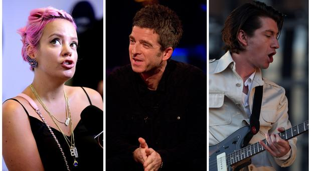 The 2018 Mercury Prize will be awarded today. (Ian West/Isabel Infantes/Andrew Milligan/PA)