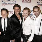 Boyzone stars have paid tribute to Stephen Gately on the anniversary of his death (Yui Mok/PA)