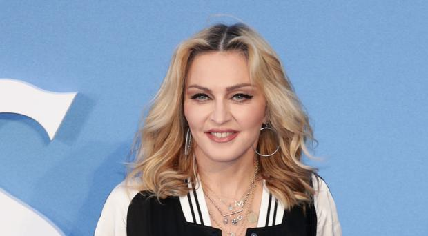Madonna posted two pictures on Twitter of herself and Lourdes to mark the big day (Yui Mok/PA)