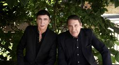 Jools Holland and Marc Almond have announced a joint album (Mary McCartney/Warner Music Entertainment)