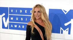 Britney Spears has announced a residency slot in Las Vegas (PA Wire/PA Images)