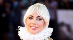 Lady Gaga has slammed Donald Trump after it emerged his administration had drawn up plans to change how gender is defined (Ian West/PA)