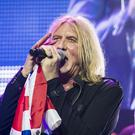 Joe Elliot from Def Leppard (David Jensen/PA)