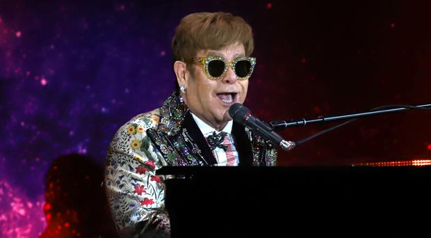 Sir Elton John announces UK farewell tour dates for 2020 (Greg Allen/PA)