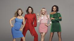 The Spice Girls are holding a reunion tour (Dawbell/PA)