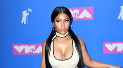 Nicki Minaj stunned fans with acheeky comment about Michael B Jordan (PA/PA Wire)