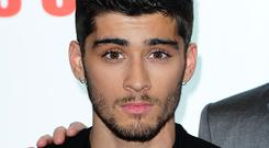 Zayn Malik has said he no longer subscribes to the Islamic faith (Ian West/PA)
