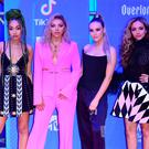 Leigh-Anne Pinnock, Jesy Nelson, Perrie Edwards and Jade Thirlwall of Little Mix, who have released their latest album (Ian West/PA)