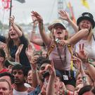 Alex Schulz has said that festival directors should feel responsible for booking more female artists (Yui Mok/PA)