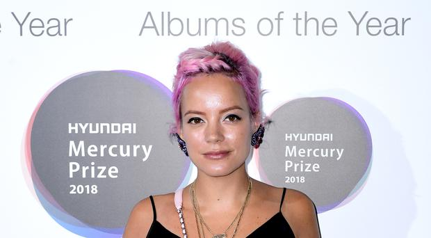 Lily Allen has not spoken to her dad since her memoir was published (Ian West/PA)