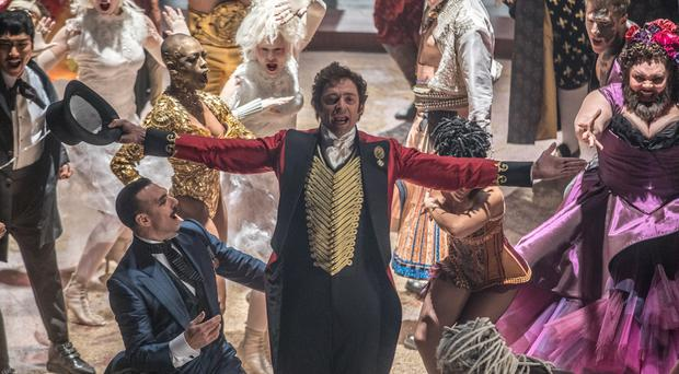 Hugh Jackman in The Greatest Showman (FOX)