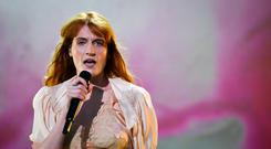 Florence + The Machine have joined the British Summer Time line-up (Ben Birchall/PA)