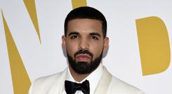Drake is Spotify's most-streamed artist of the year globally (Evan Agostini/Invision/AP)