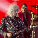 Brian May (Jane Barlow/PA)