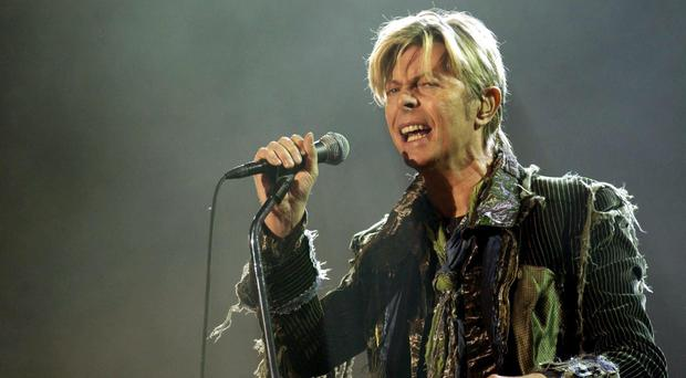 David Bowie's widow paid tribute to the seminal artist on what would have been his 72nd birthday (Yui Mok/PA)