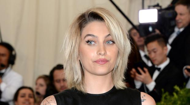 Paris Jackson has assured fans she is 'happy and healthy' (Aurore Marechal/PA Wire)