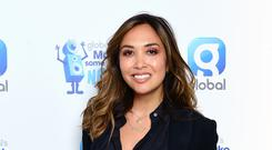 Myleene Klass married security consultant Graham Quinn in 2011, but they separated less than a year later and divorced in 2013 (Ian West/PA)