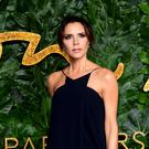Victoria Beckham has said she will not be appearing with the Spice Girls at all on their reunion tour (Ian West/PA)