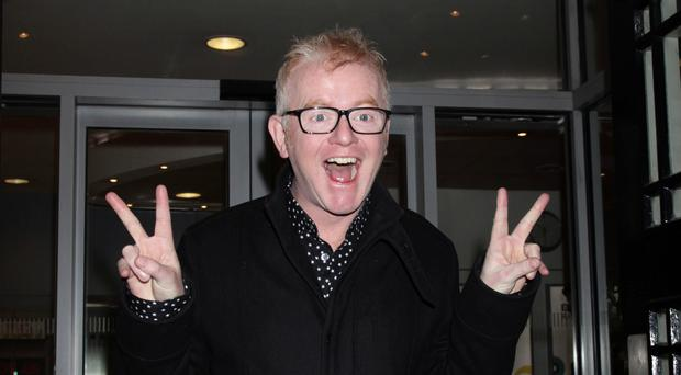 Chris Evans hosted his final Radio 2 show on Christmas Eve last year (Yui Mok/PA)