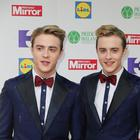 Jedward pay tribute as their 'full of life' mother dies (Niall Carson/PA)