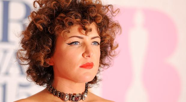 Annie Mac has joined a campaign calling for affirmative action in the music industry (Dominic Lipinski/PA)