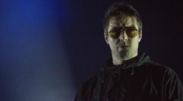 Liam Gallagher is the owner of the clothing range (Isabel Infantes/PA)