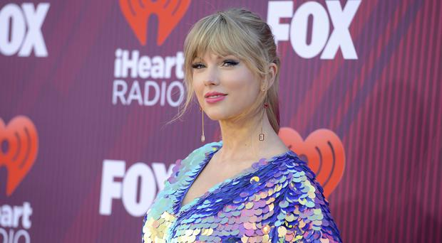 Taylor Swift won two awards (Jordan Strauss/Invision/AP)