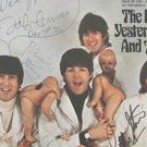 A Beatles record dubbed the world's rarest could fetch £136,000 at auction (Julien's Auctions/PA)