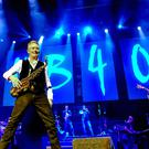 UB40's Brian Travers suffered a seizure at home. (Richard Purvis)