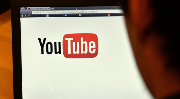 YouTube had warned the move could mean viewers across the EU being cut off from videos.(John Stillwell/PA)
